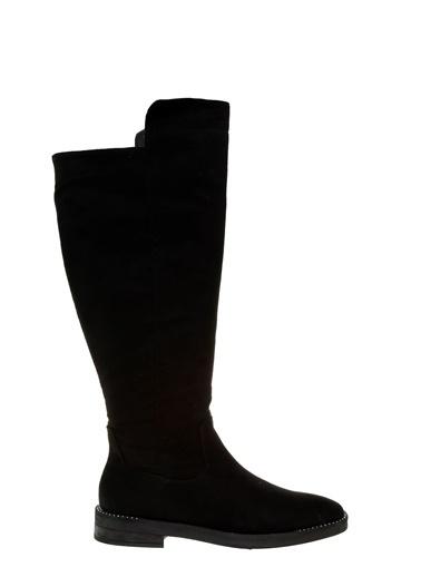 Fabrika Çizme Siyah